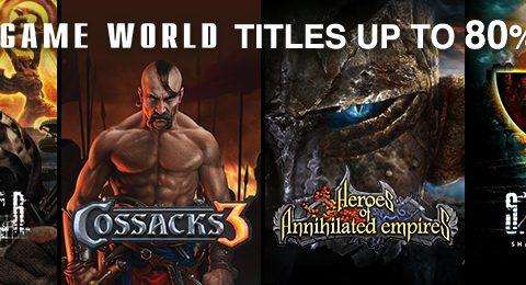 GSC Game World Titles